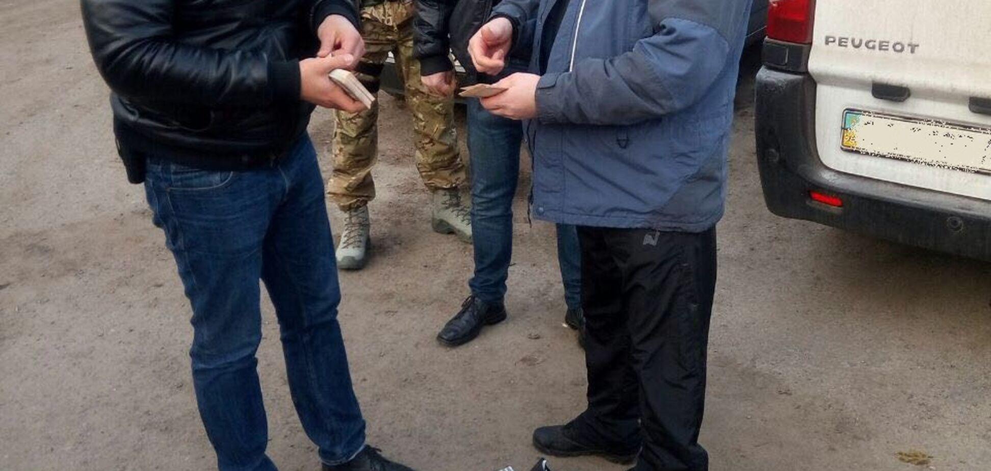 'Правая рука' мэра Черкасс Бондаренко погорел на крупной взятке