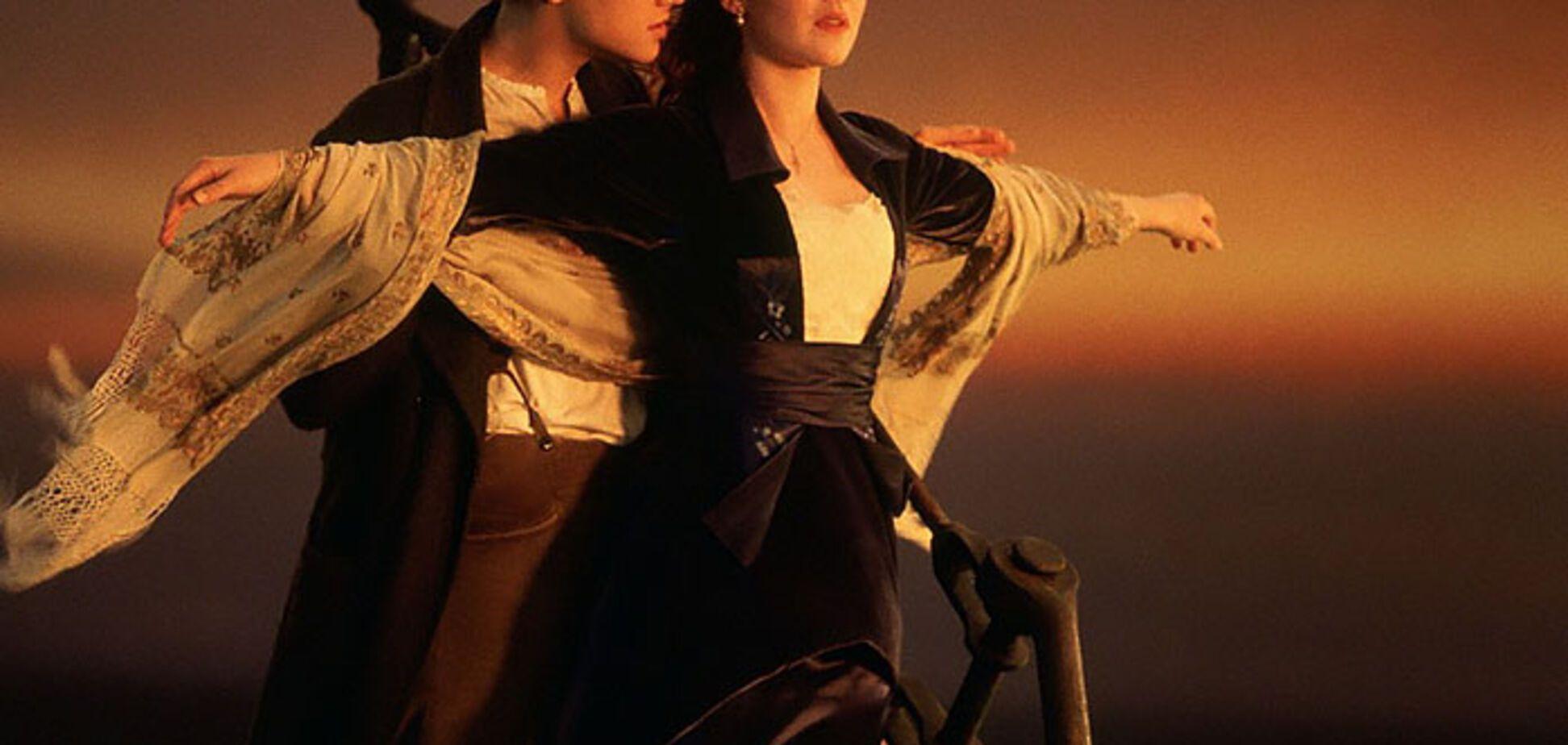 Голлівуд вперше показав вирізану кінцівку легендарного 'Титаніка' Джеймса Кемерона