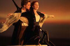 Голливуд впервые показал вырезанную концовку легендарного 'Титаника' Джеймса Кэмерона