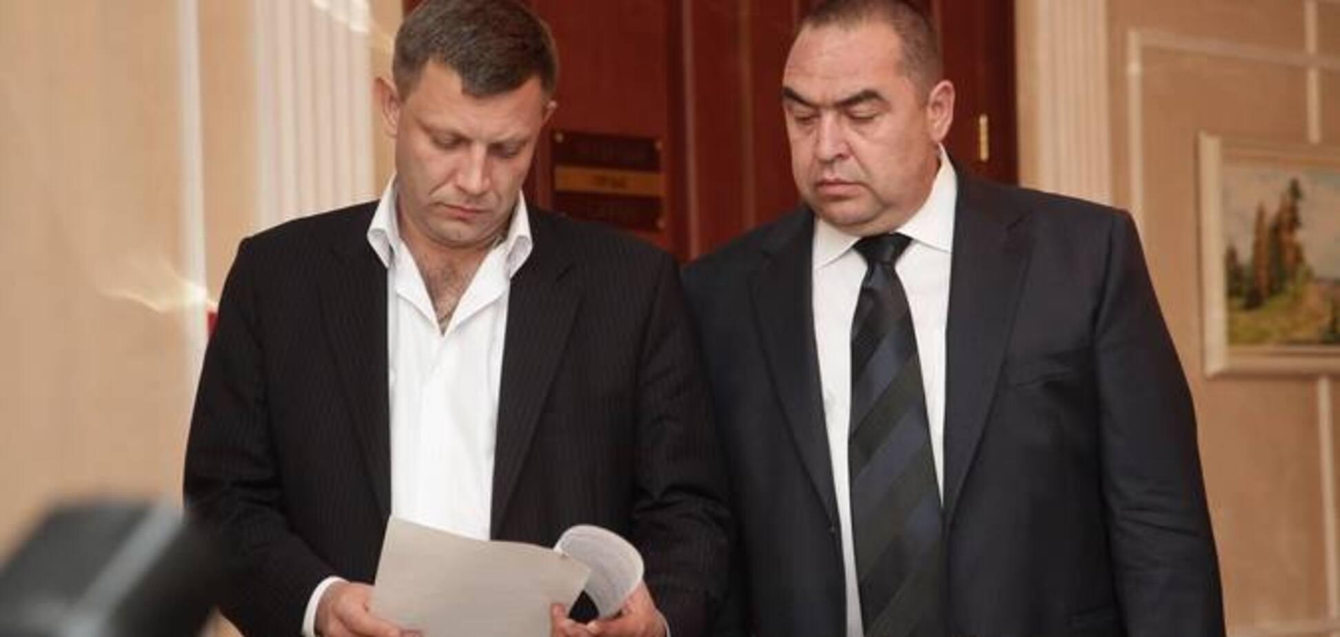 Посекретничали: главари 'Л/ДНР' прокомментировали разговор с Путиным