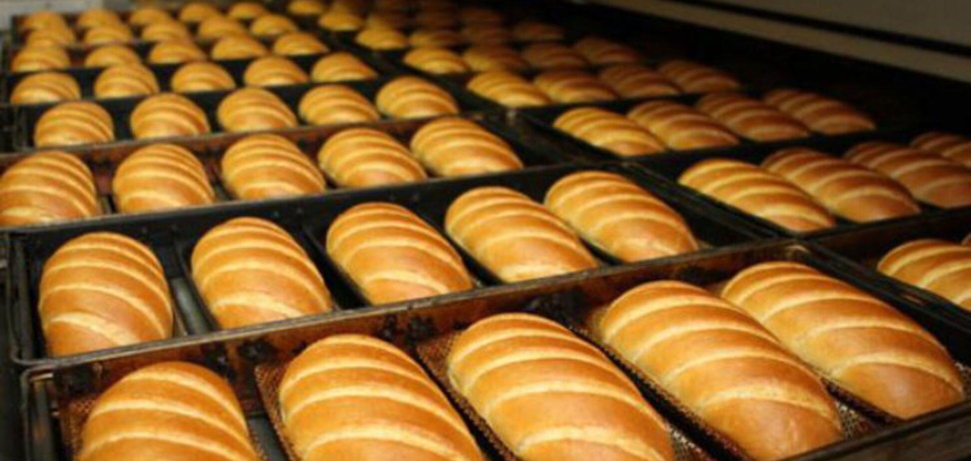 Хліб, Київ