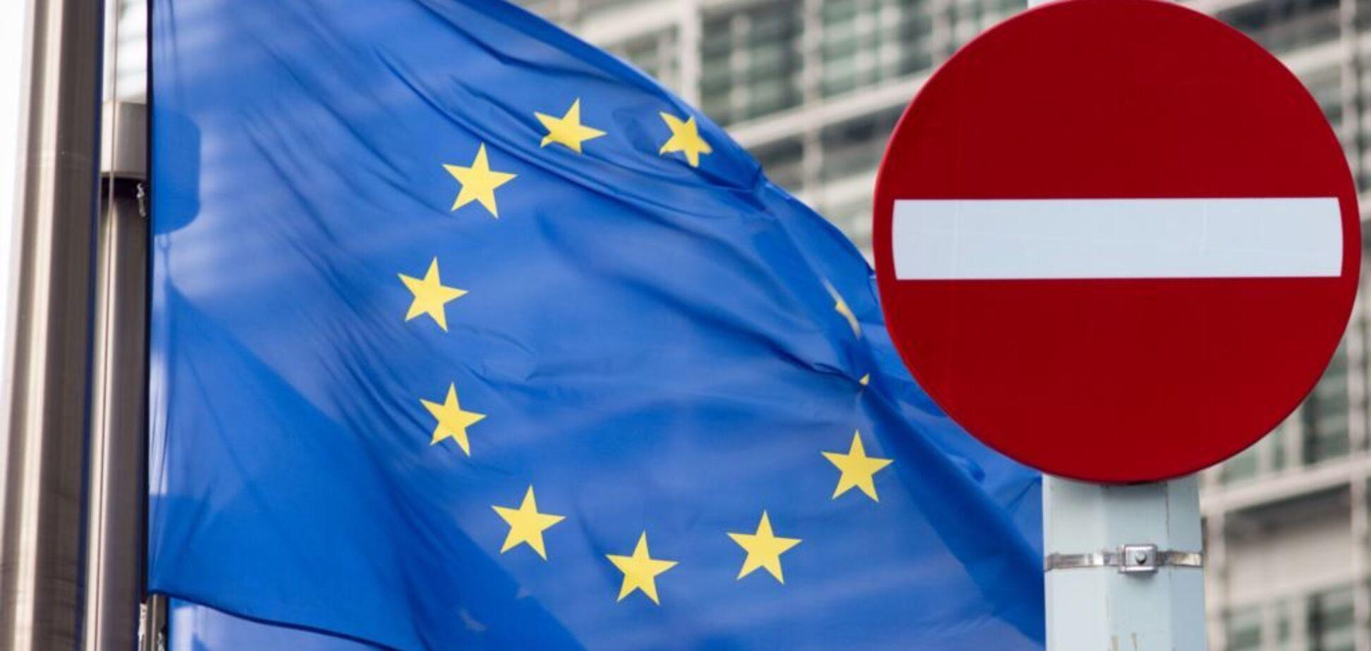 Удар Европы по России: пострадать может Украина