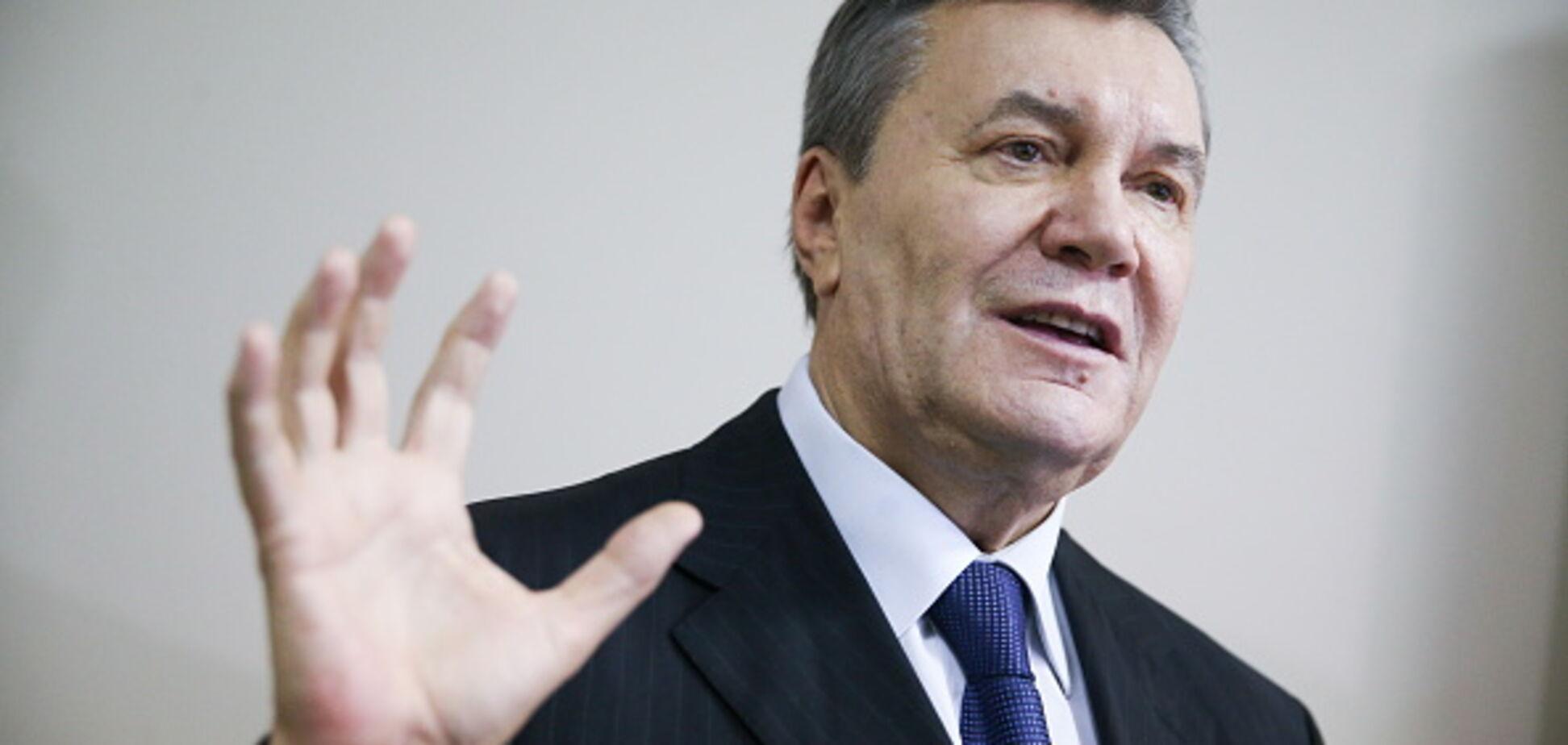 Не 1,5 млрд: адвокат показав, скільки було конфісковано грошей у Януковича