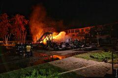 Офіційно: стала відома причина пожежі в одеському таборі 'Вікторія'