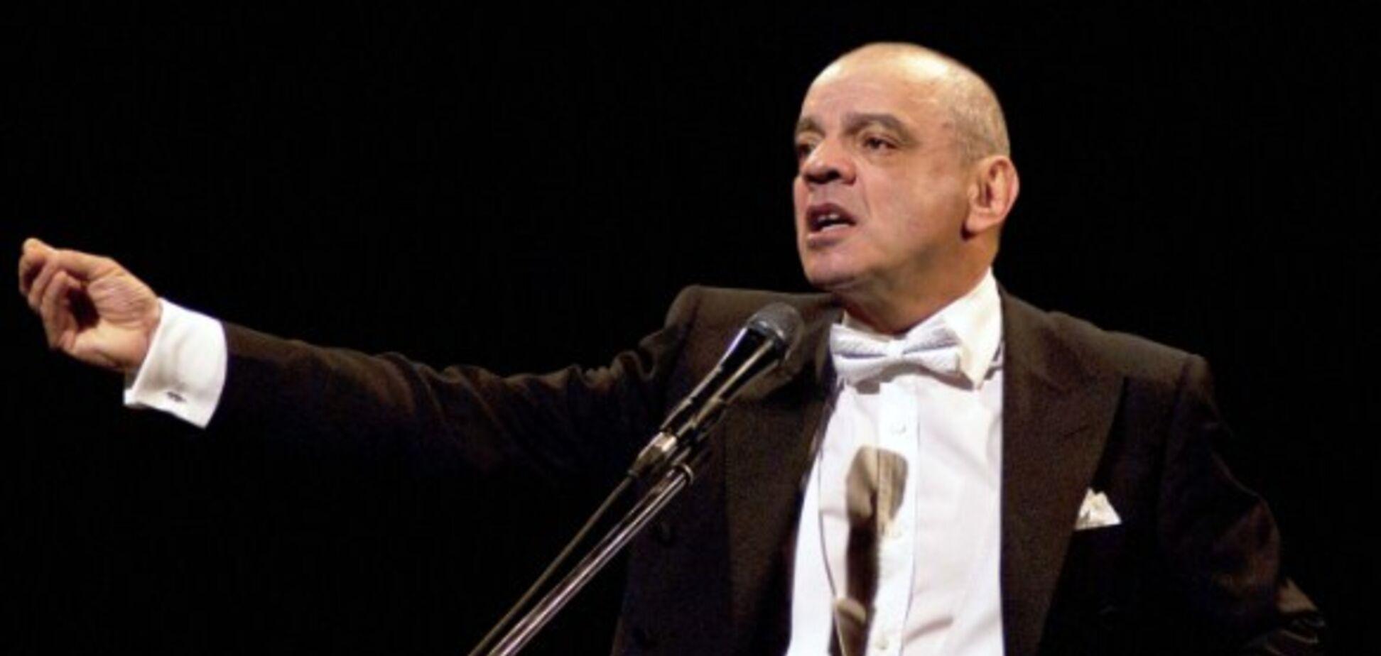 'Гвалт и крик': в Одессе сорвали концерт 'крымнашиста' Райкина