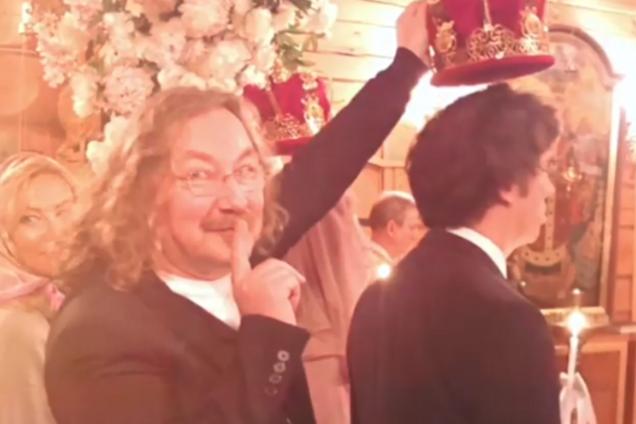 Венчание Пугачевой и Галкина: появились уникальные кадры