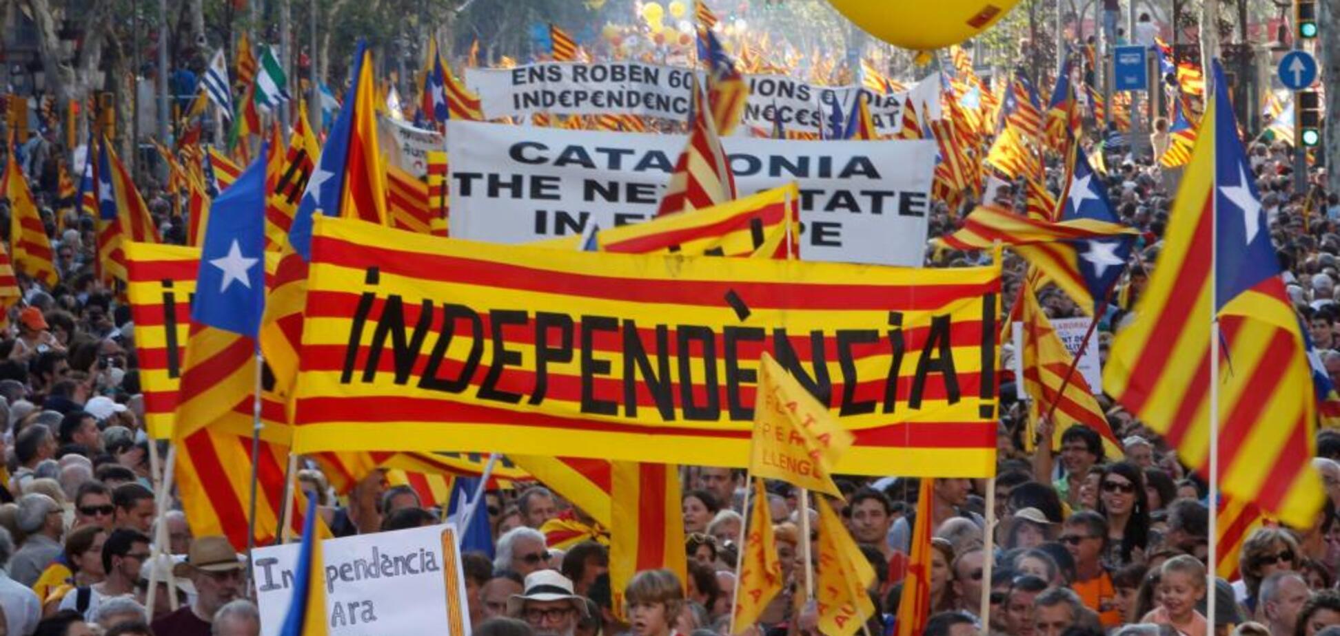 'Это катастрофа': в ЕС сообщили о серьезных проблемах из-за Каталонии