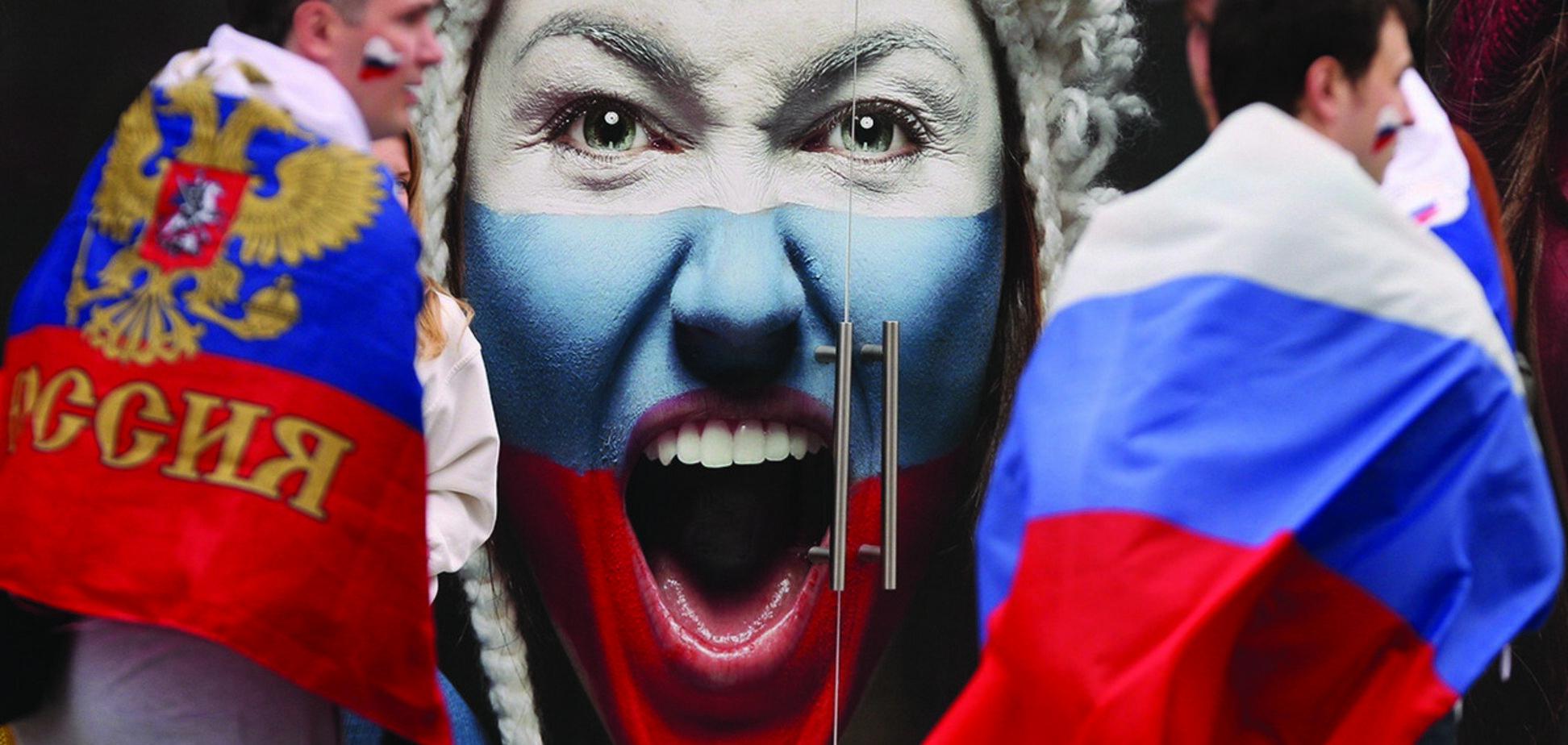 'Так, може, референдум?' У Росії заістерили через новоявлених 'сепаратистів'