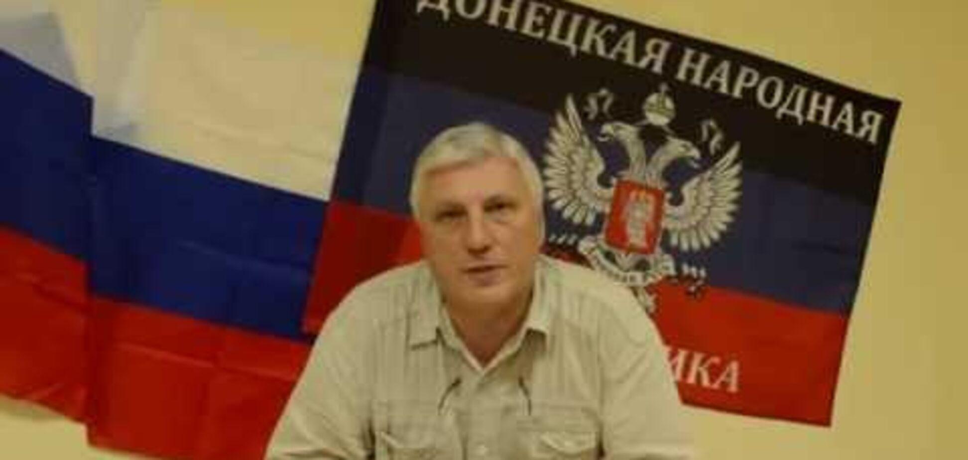 В Кремле прояснили судьбу похищенного российского идеолога 'ДНР'