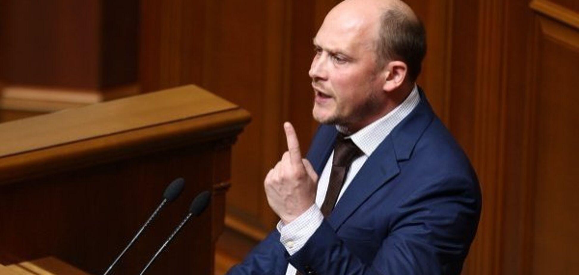 Депутатський піар-маразм міцніє!