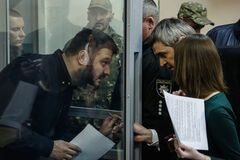 Був навіть Яценюк: сина Авакова засікли в МВС відразу після звільнення