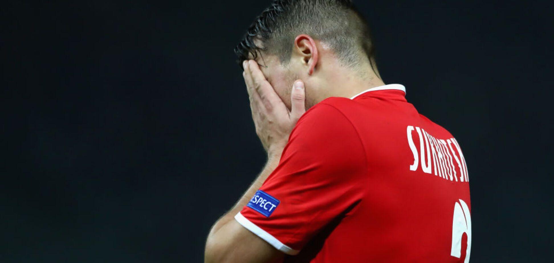 'Зоря' програла 'Герті', але зберегла друге місце в групі Ліги Європи