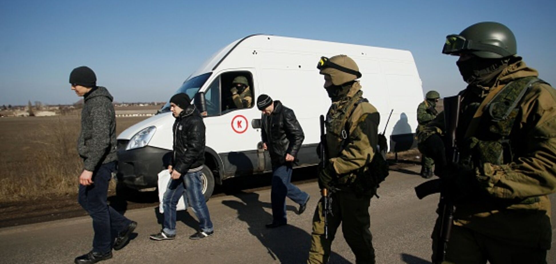 ЗМІ: в СІЗО до затриманого на Донбасі російського контрактника приїхали відвідувачі