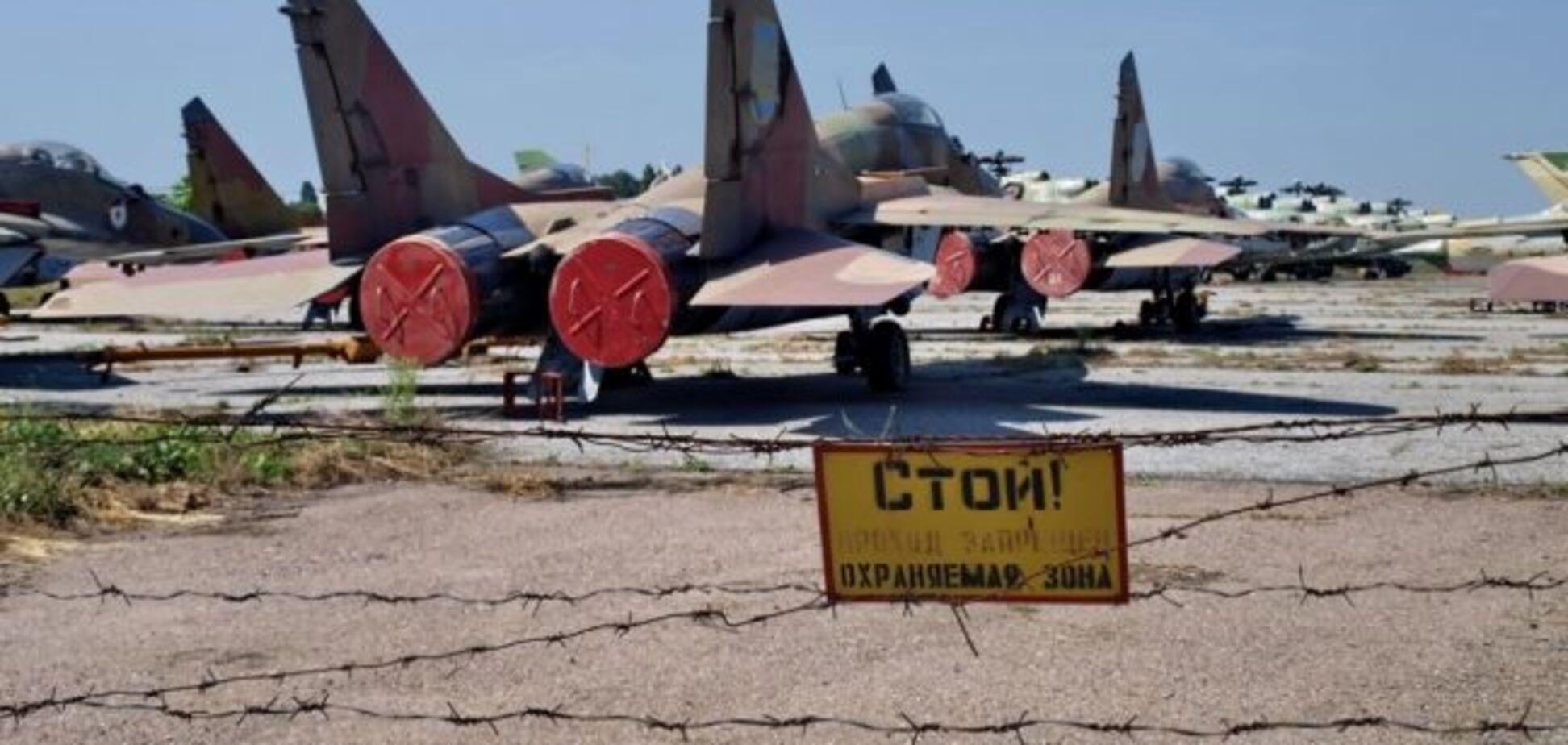 Захват аэродрома в Одессе: суд арестовал командира военной части