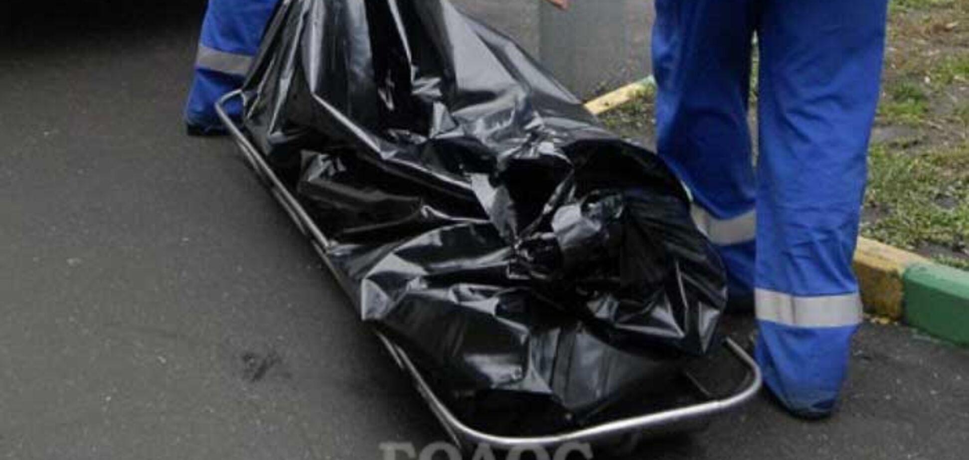 В Запорожской области обнаружили труп на скамейке (ФОТО)