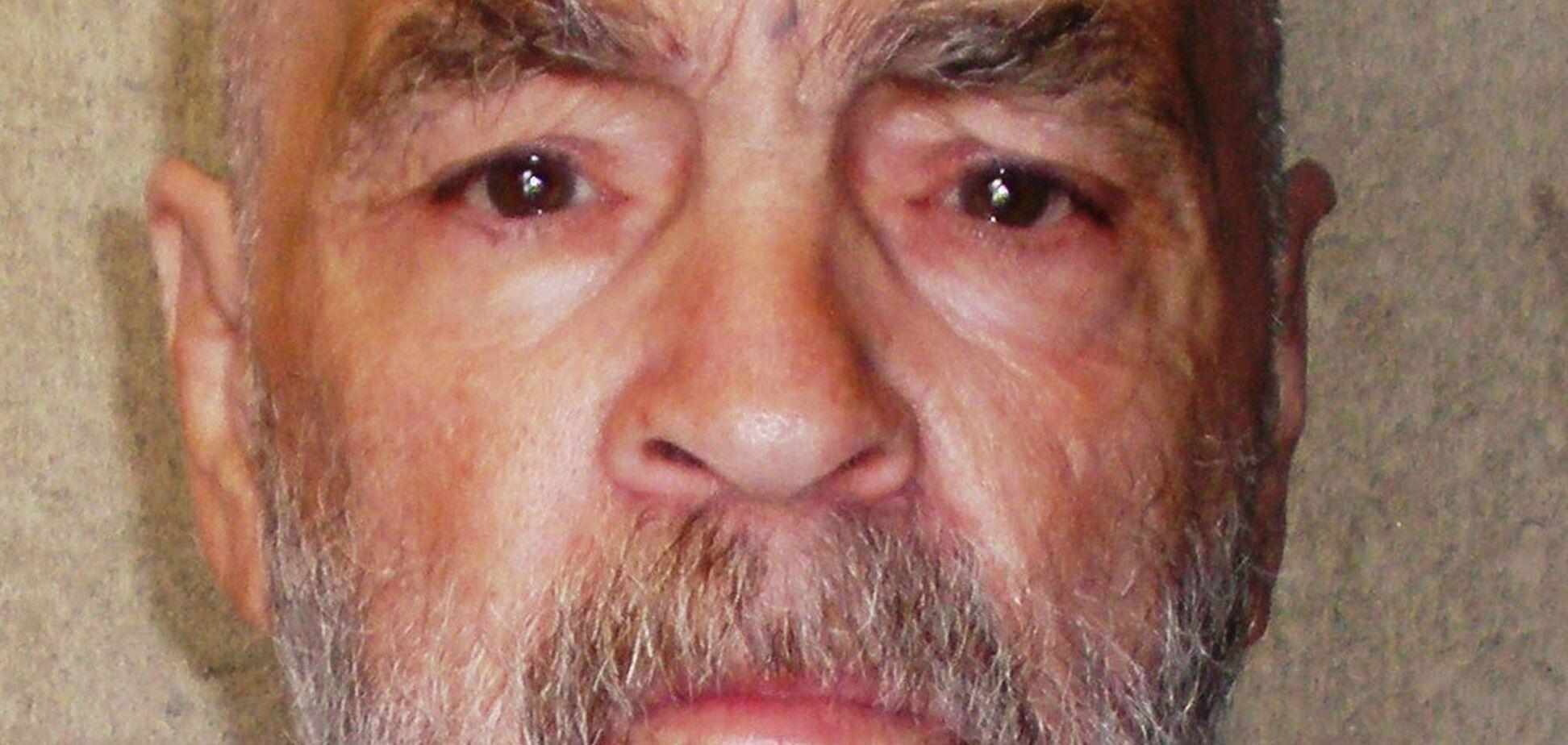 Помер серійний убивця Чарльз Менсон