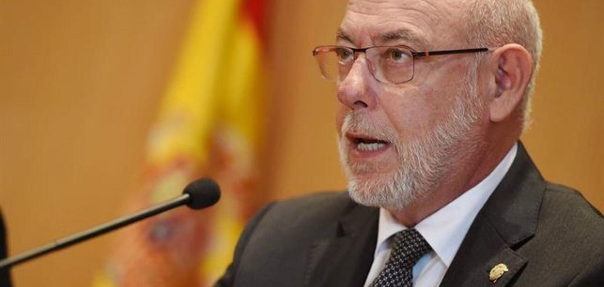 Умер генпрокурор Испании, который вел дело против каталонских сепаратистов