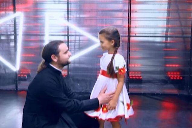 """""""Много фальши"""": выступление дочери священника на """"Голос.Діти"""" вызвало споры в сети"""