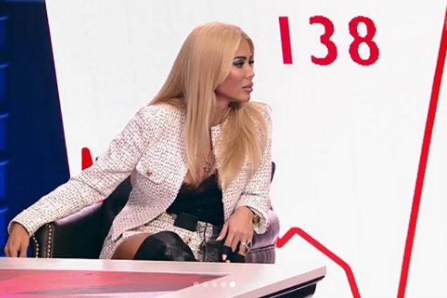 """""""Отстреливались, как могли"""": украинская ведущая рассказала о съемках в шоу на росТВ"""