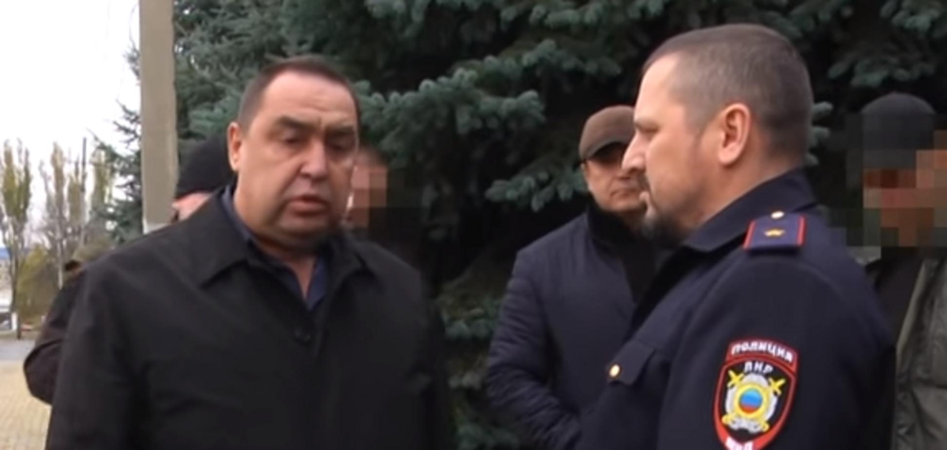 В 'ЛНР' полетели головы: Плотницкий избавился от 'министра'-мародера