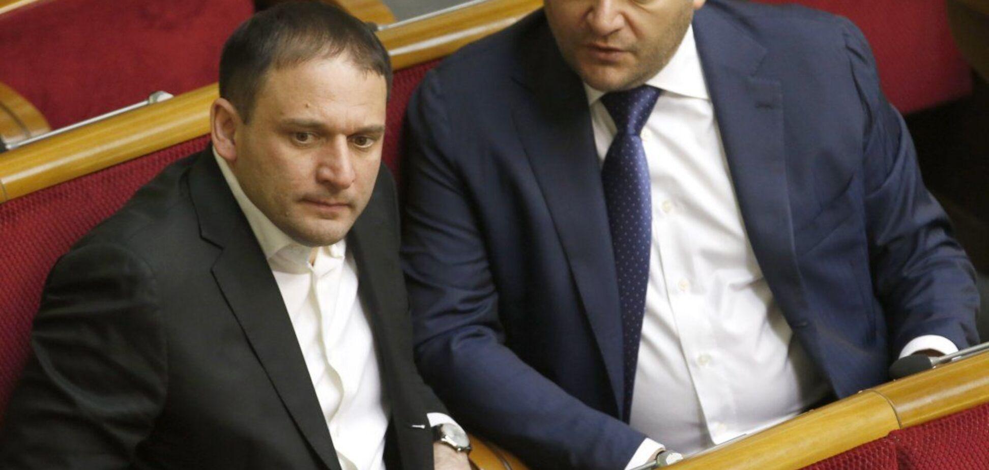 Михаил и Дмитрий добкины