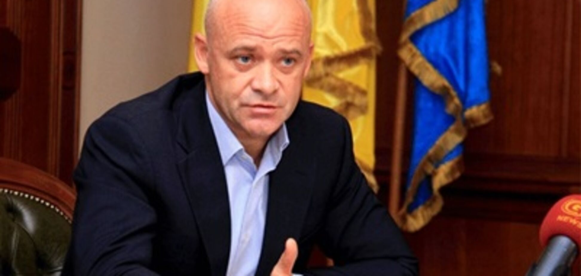 Офшори за адресами в Росії: мер Одеси Труханів став фігурантом 'райських паперів'