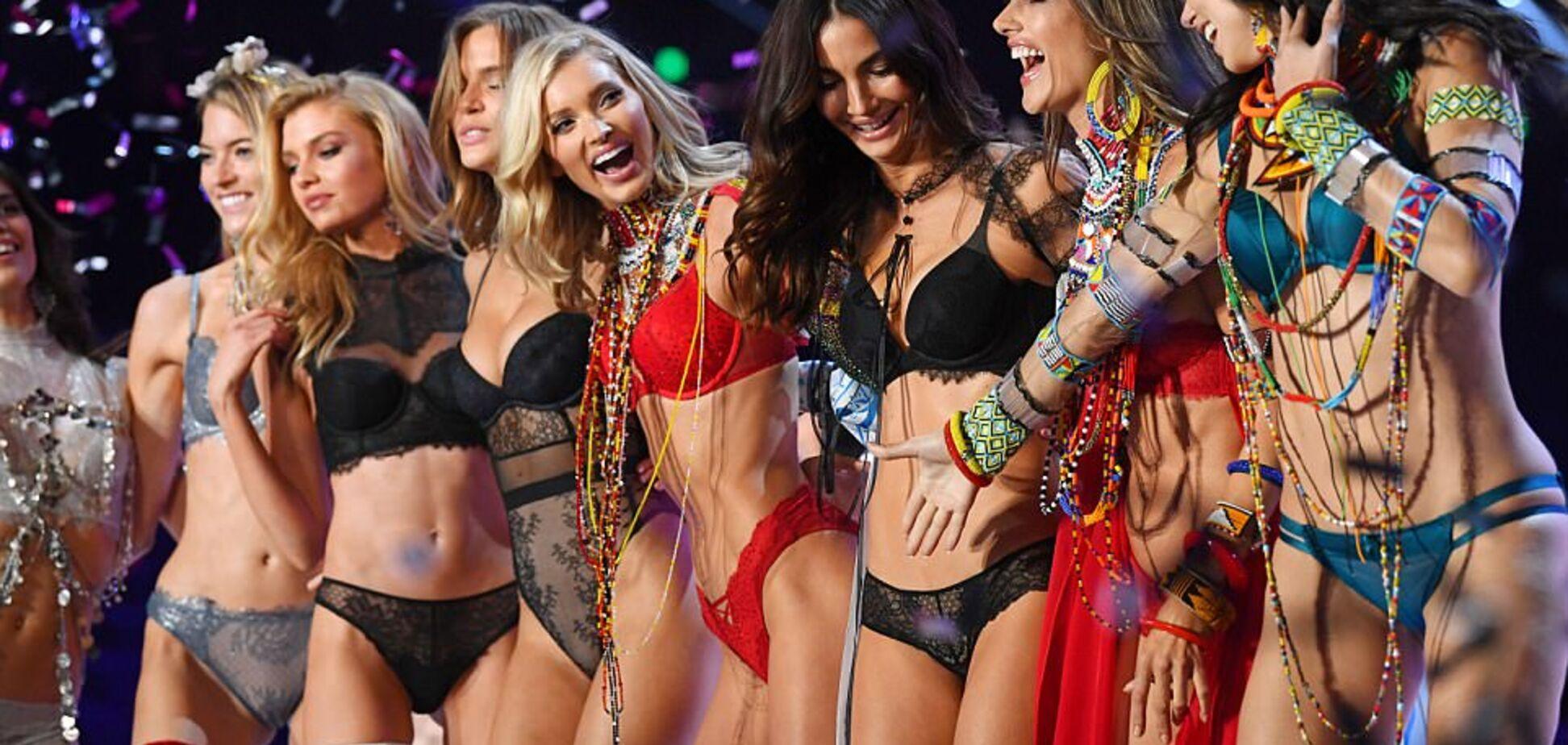В Китае прошел грандиозный показ Victoria`s Secret с участием мировых звезд: яркие фото