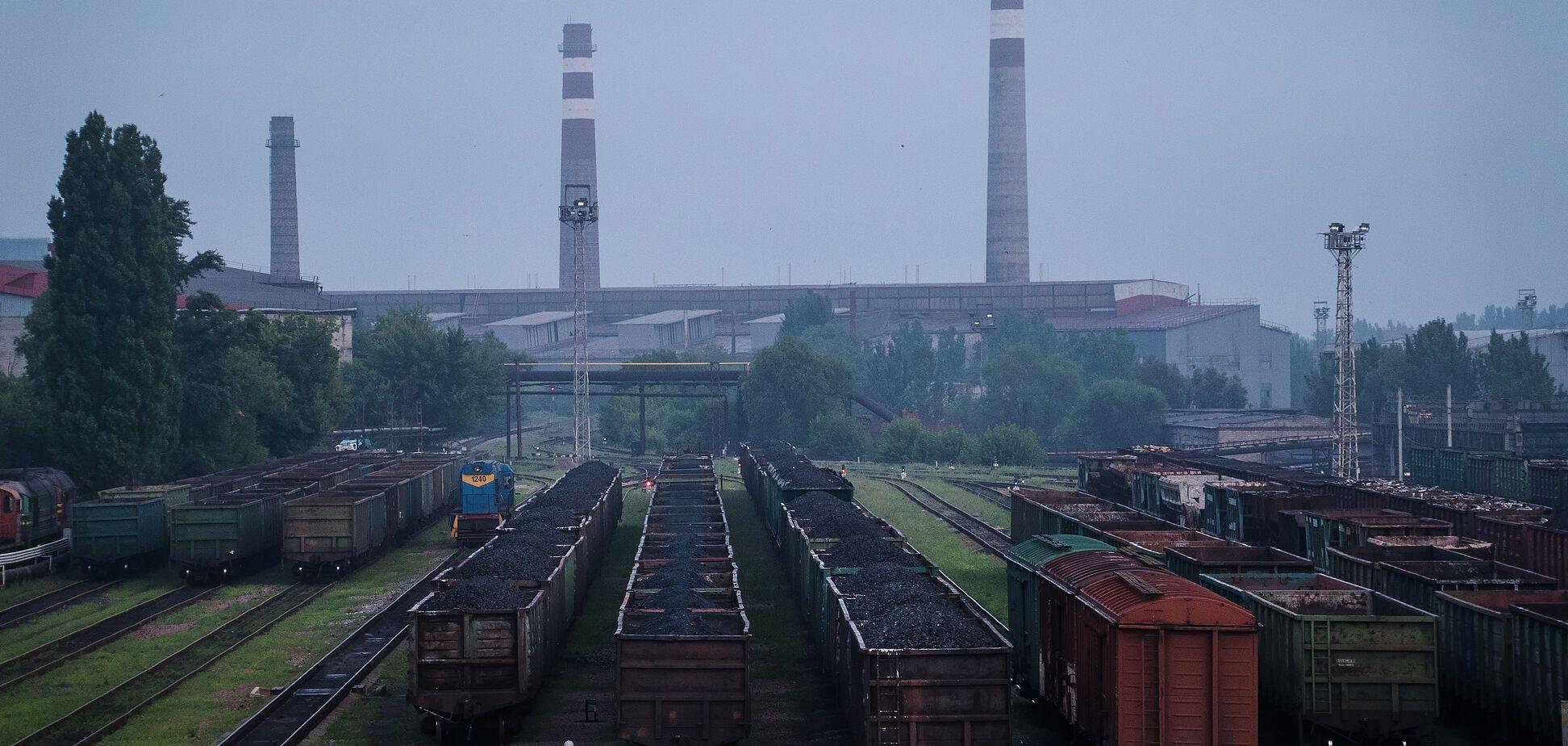 Россия значительно увеличила контрабанду угля из 'Л/ДНР' в ЕС