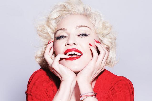 """""""Такого вы еще не видели!"""" Неизвестные фото голой Мадонны вызвали ажиотаж"""