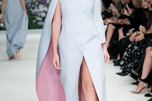 Дочь скандальной украинской певицы выступила на модном шоу в Москве