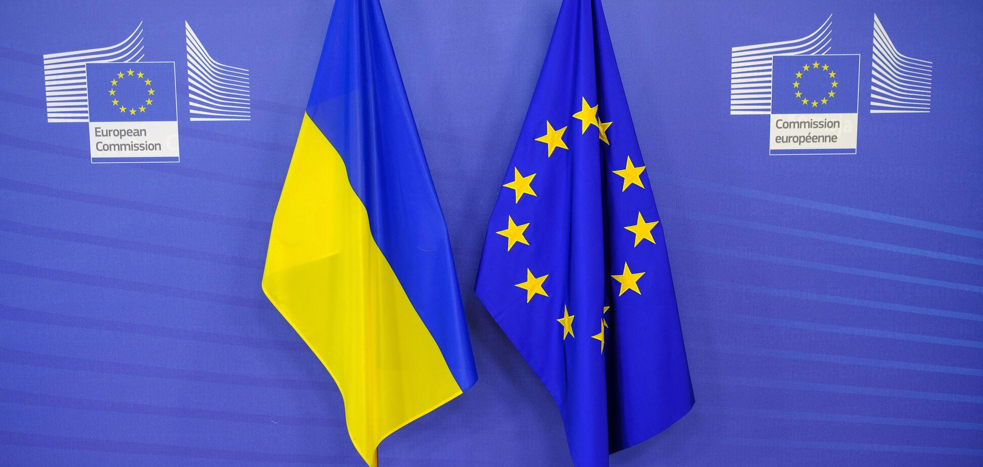 Євросоюз може покарати Україну на €600 млн