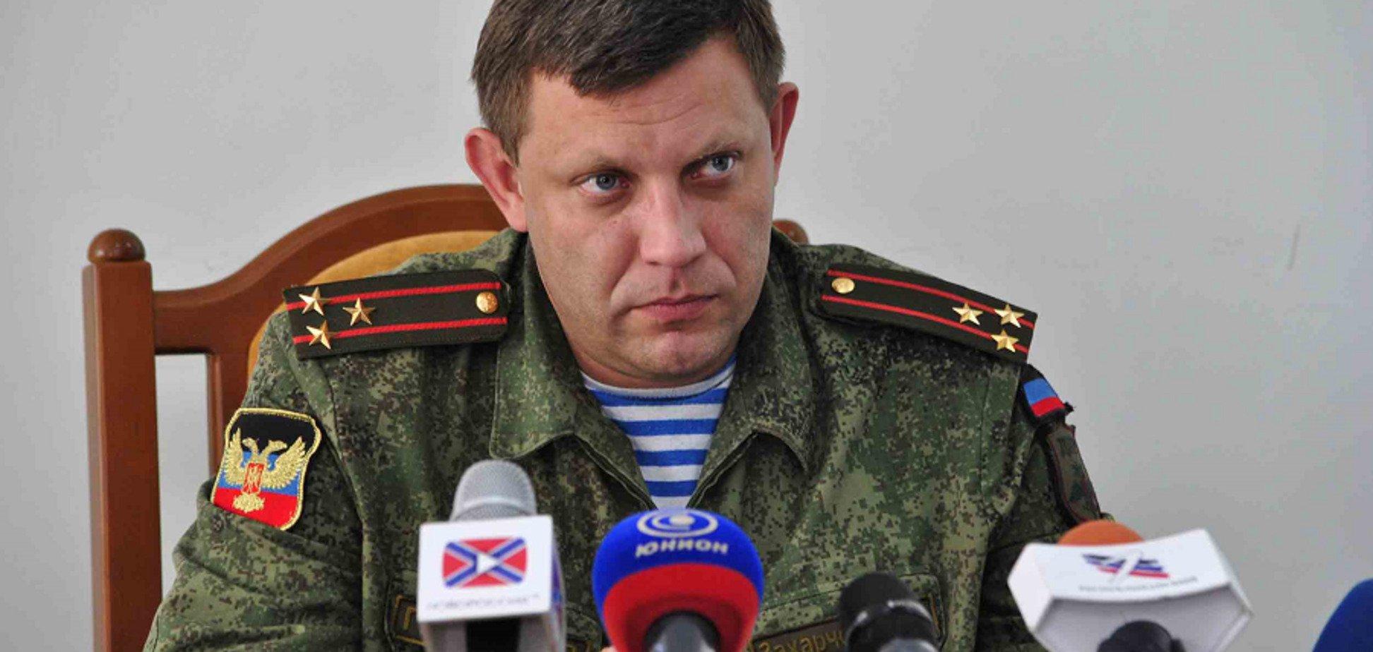 Железный занавес опускается: стало известно, во что Захарченко превращает Донбасс