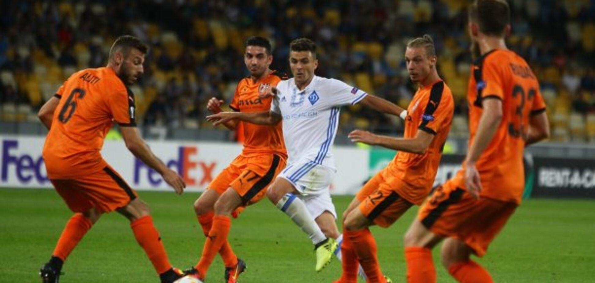 Матч розпочався! Скендербеу - Динамо: онлайн-трансляція матчу Ліги Європи