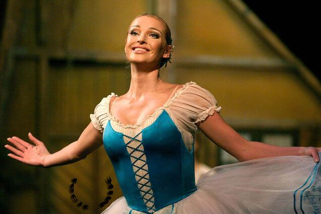 Скандальная балерина, секс-фото которой слили в сеть, сделала неожиданное признание в любви