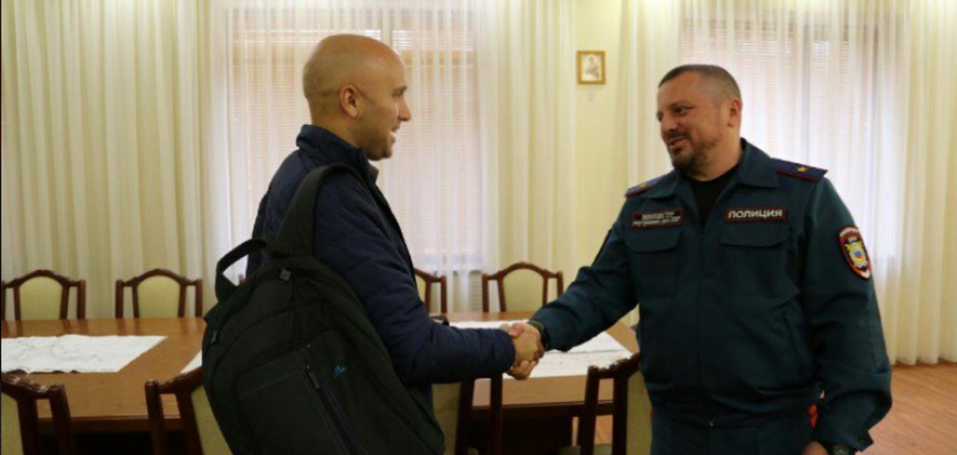 'Черная метка' врагу Плотницкого: знаковые фото из 'ЛНР' взбудоражили сеть