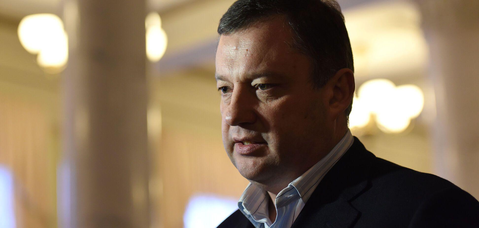 'Всякий раз, когда приступаем к важнейшим законопроектам, начинается кампания против меня', -Дубневич