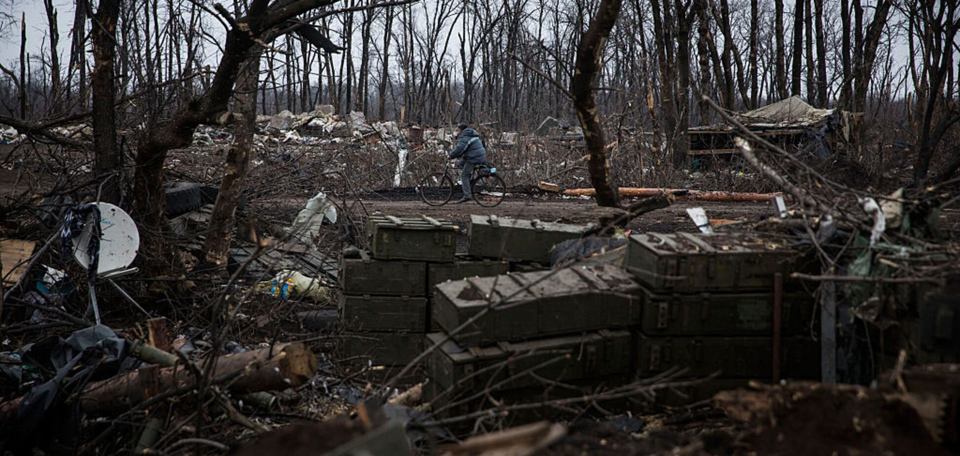 Восемь часов боя на Луганщине: силы АТО понесли масштабные потери