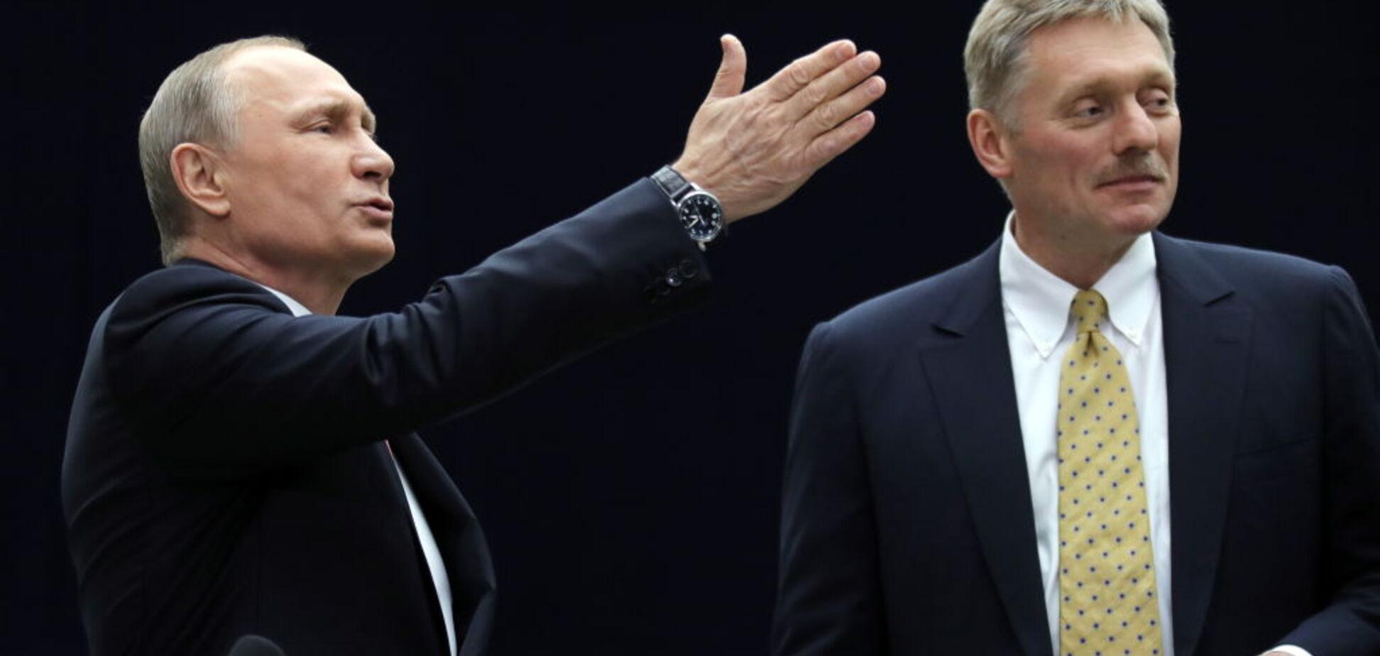 'Не вопрос': у Путина отреагировали на бегство главаря 'ЛНР' в Россию