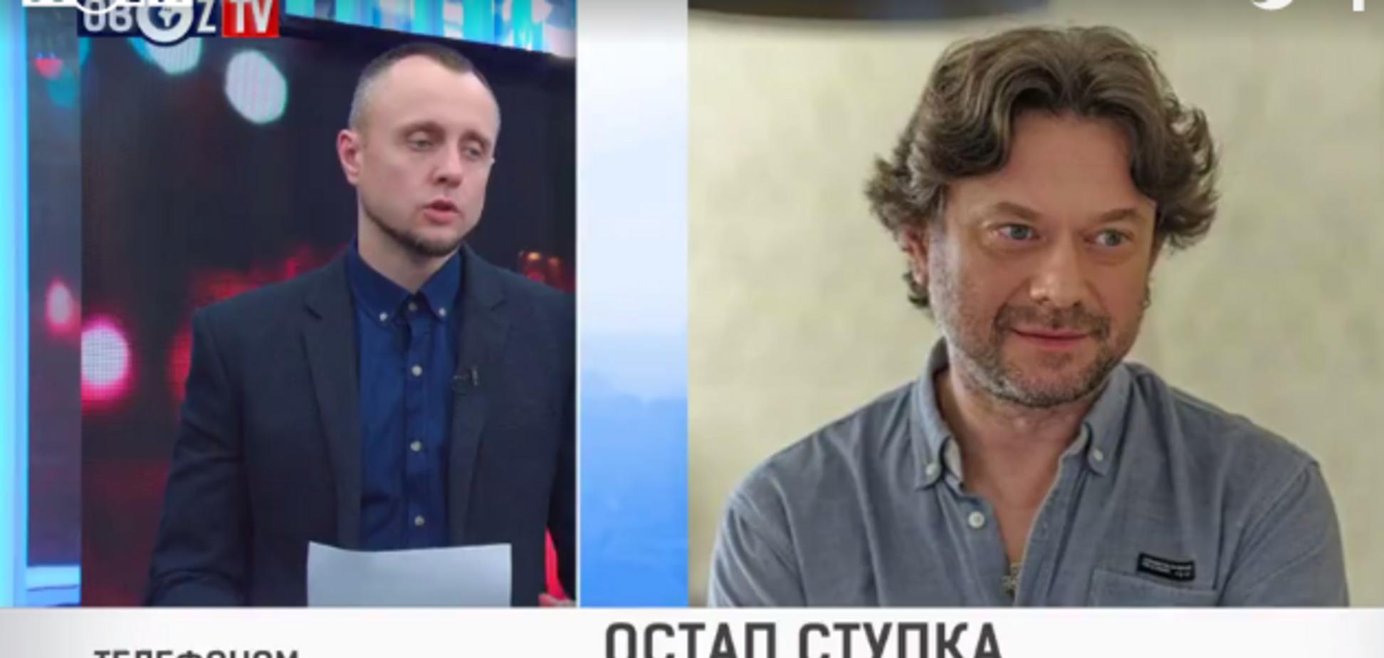 'Мы плетемся в хвосте': Ступка пристыдил украинских кинематографистов