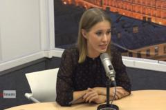 'Нам нема про що розмовляти': Собчак влаштувала суперечку через український Криму