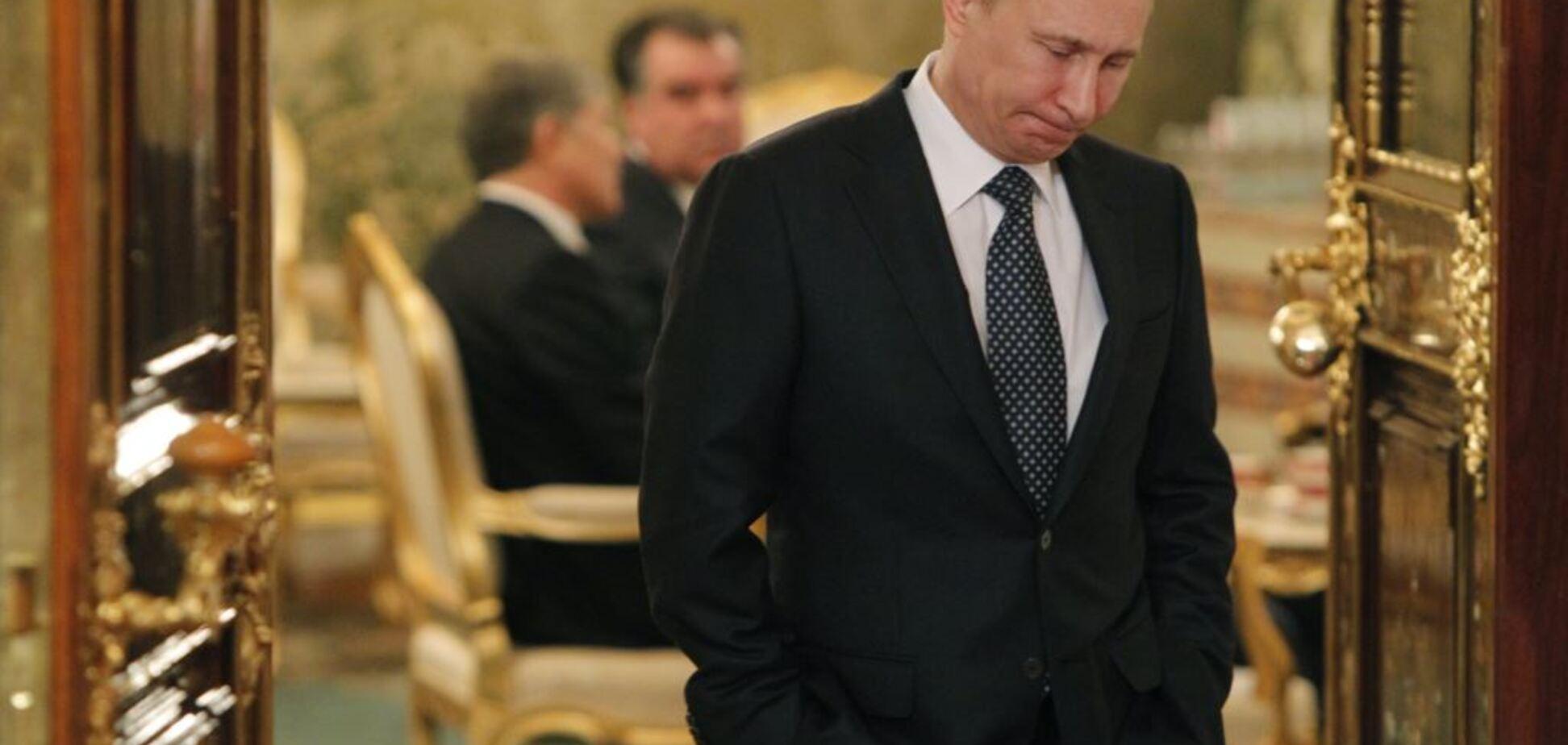 Капитуляцию Кремля изобразят как победу - Голышев