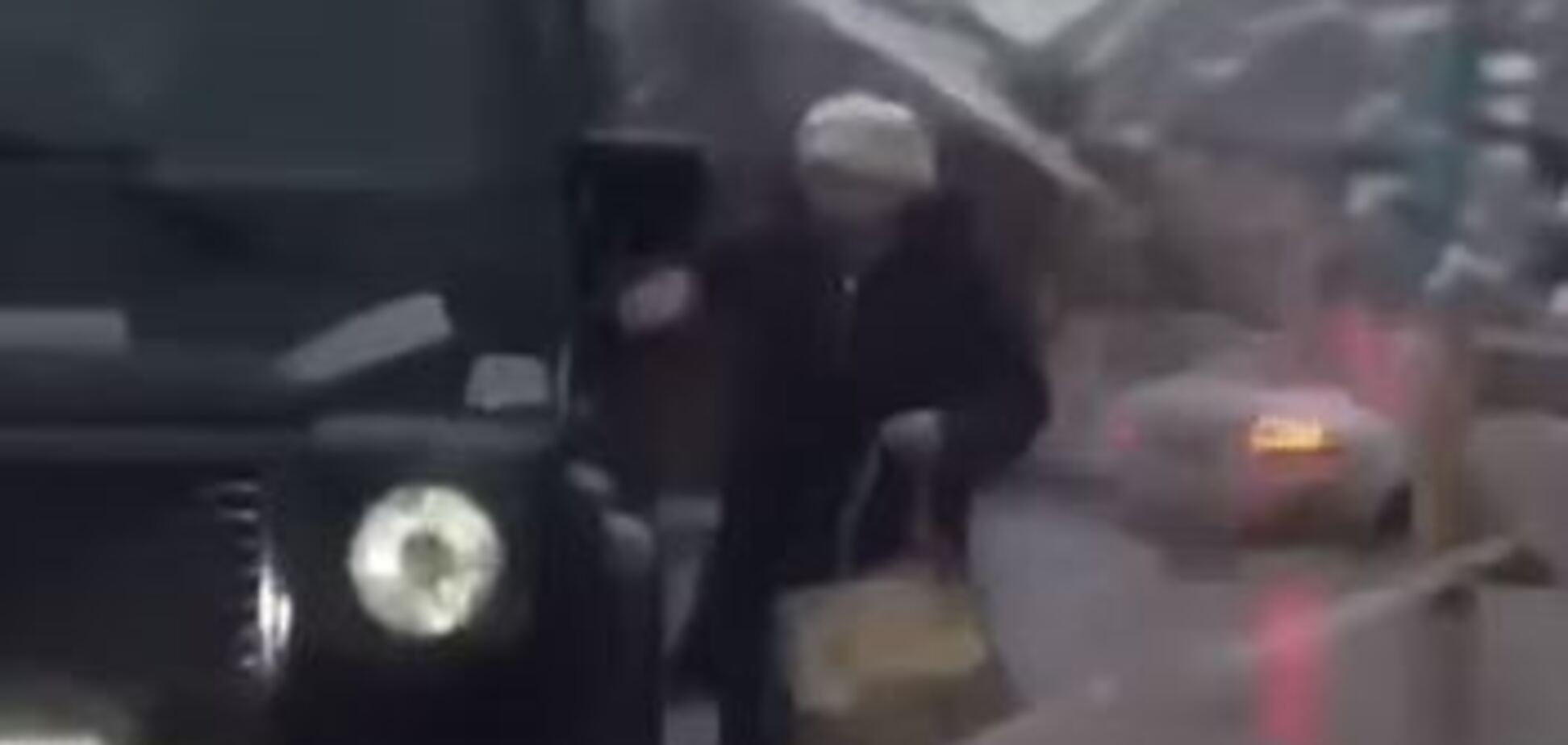'Когда украинский пенсионер живет лучше, чем ты': россиян поразило видео из Украины