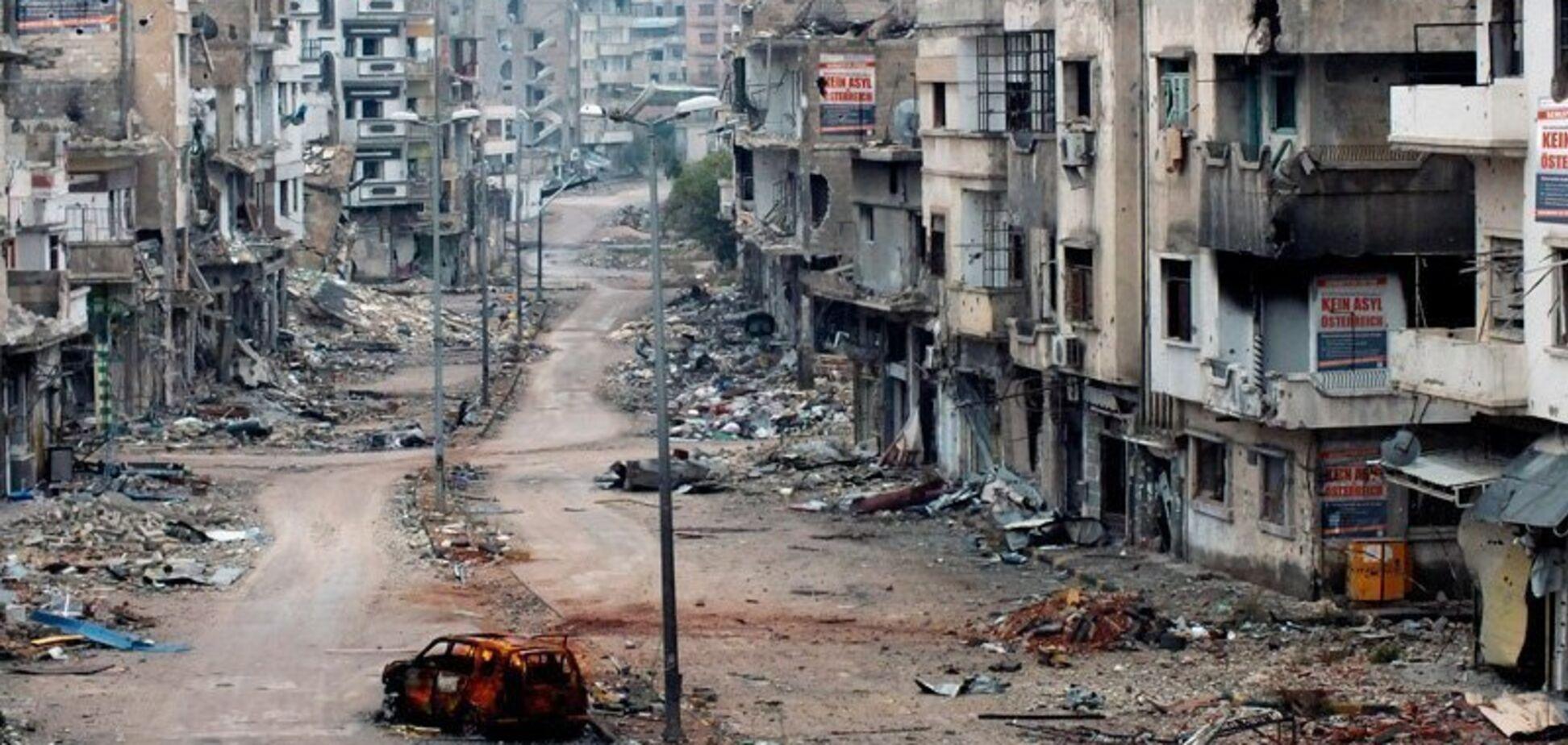 Москва у разбитого корыта в Сирии