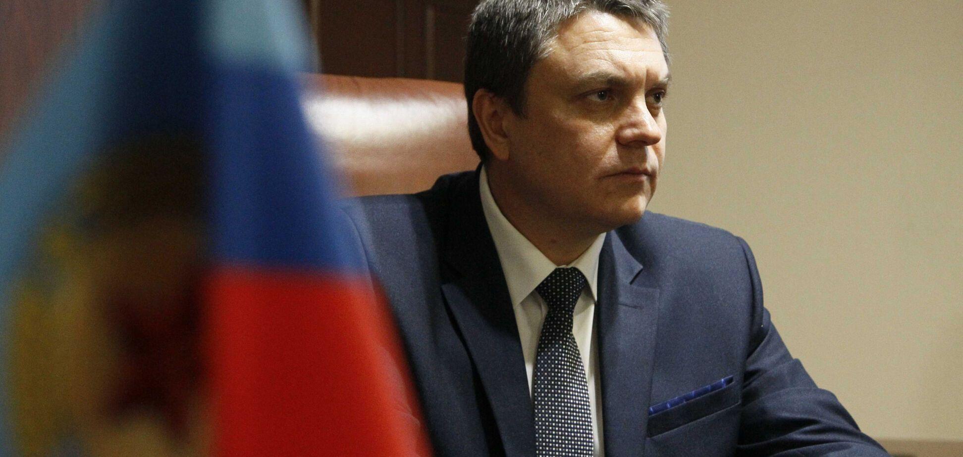 Зміна 'влади' в 'ЛНР': 'наступник' Плотницького поділився своїми планами