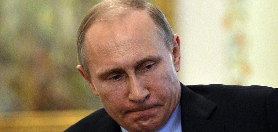 'Путин труп?' Немецкий журнал удивил изображением главы РФ