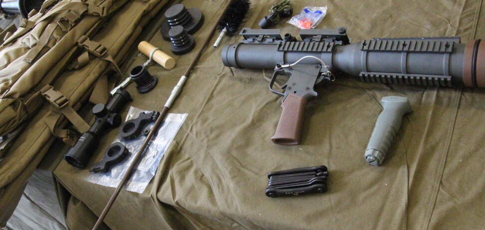 'Спецтехноекспорт' підтвердив поставки летальної зброї зі США