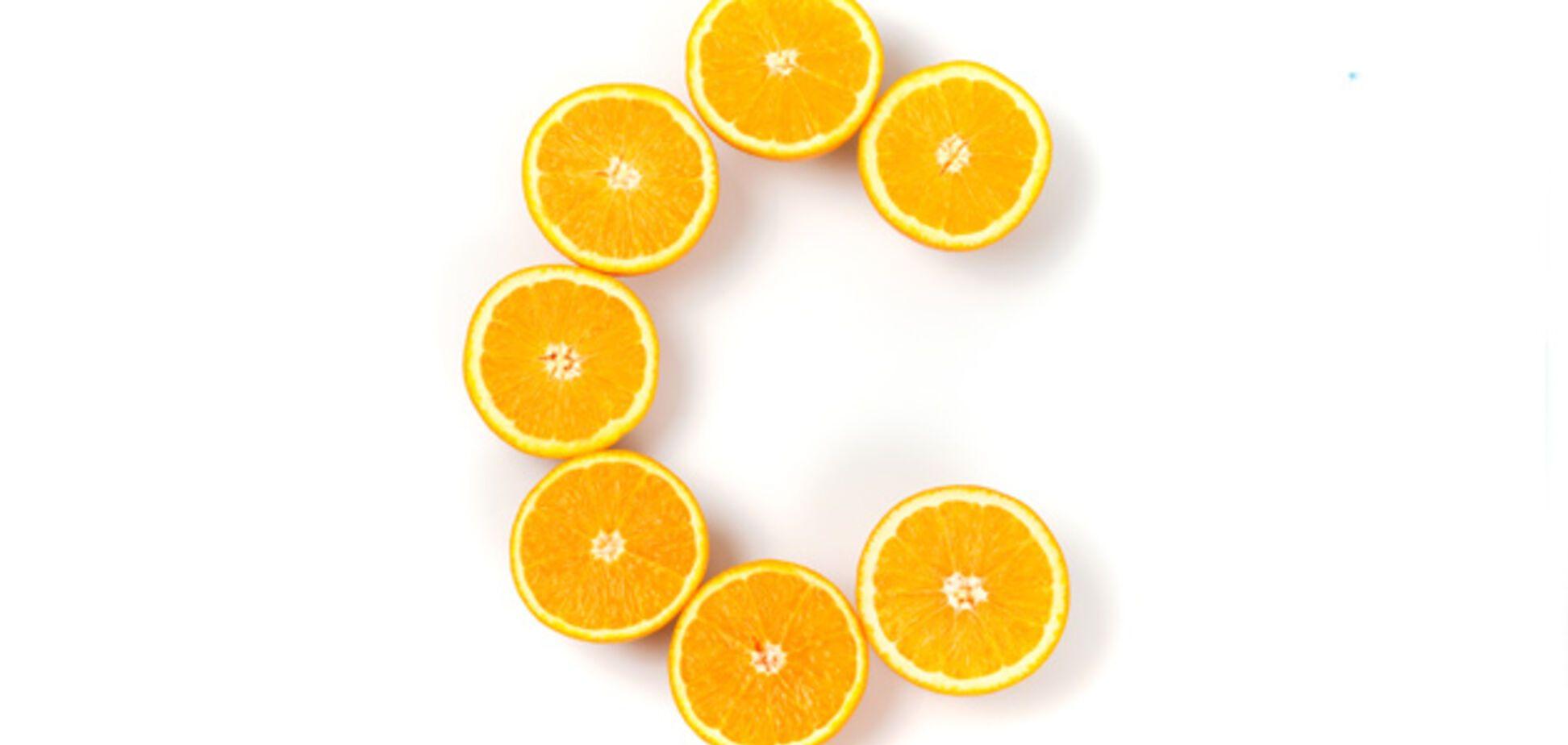 Які продукти містять найбільше вітаміну С