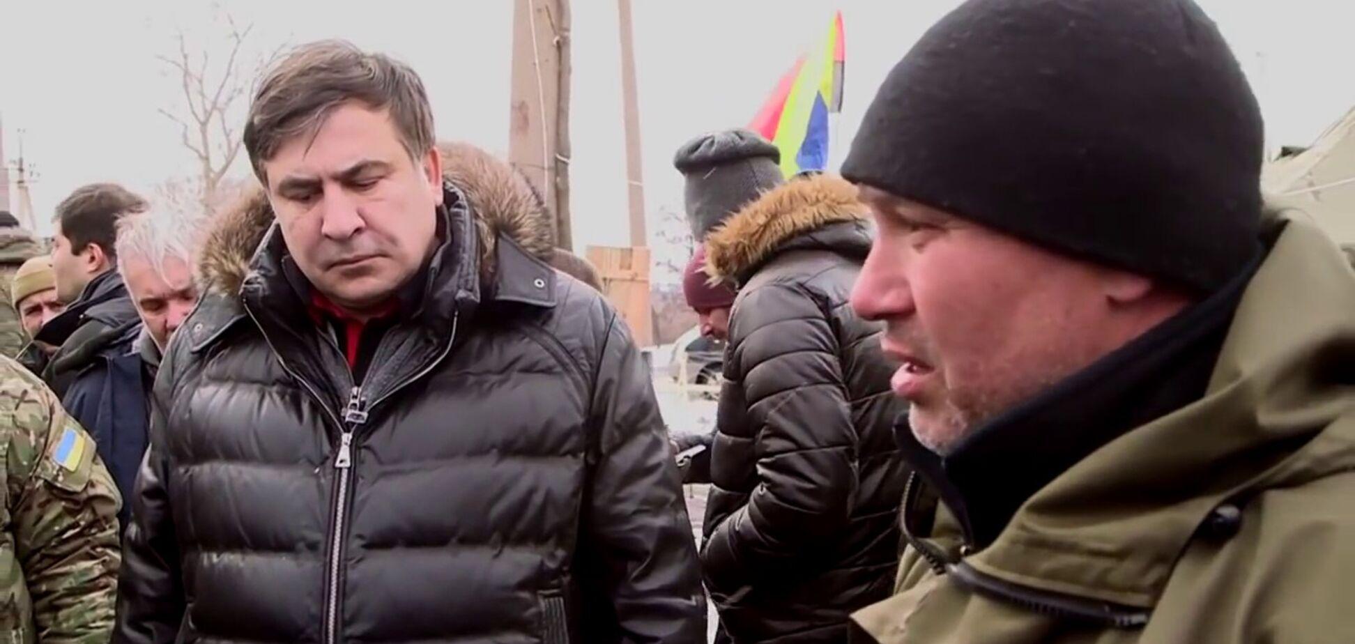 Блокує Семенченко і Саакашвілі, а заплатять українці?