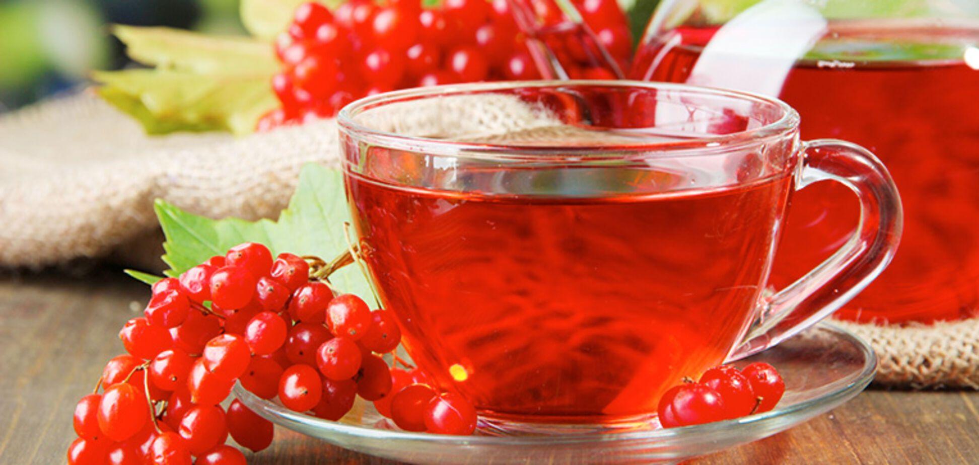 Сезон калини: від яких хвороб захистить осіння ягода