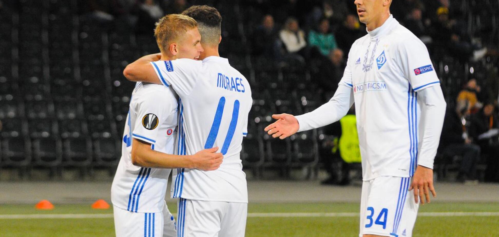 Скендербеу – Динамо: прогноз на матч Лиги Европы